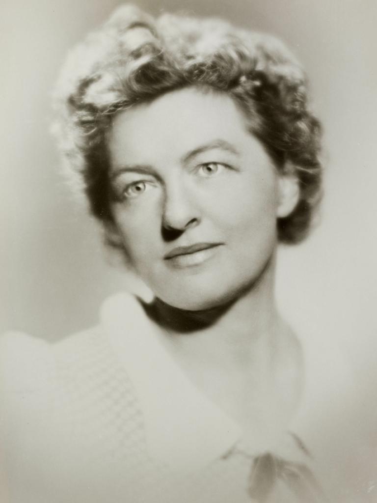 Author P.L. Travers in 1934