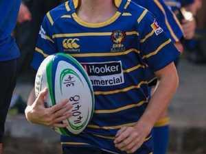Dad sues rugby club as son barred