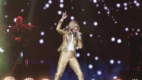 Celine Dion. (Photo by Naomi Rahim/WireImage)