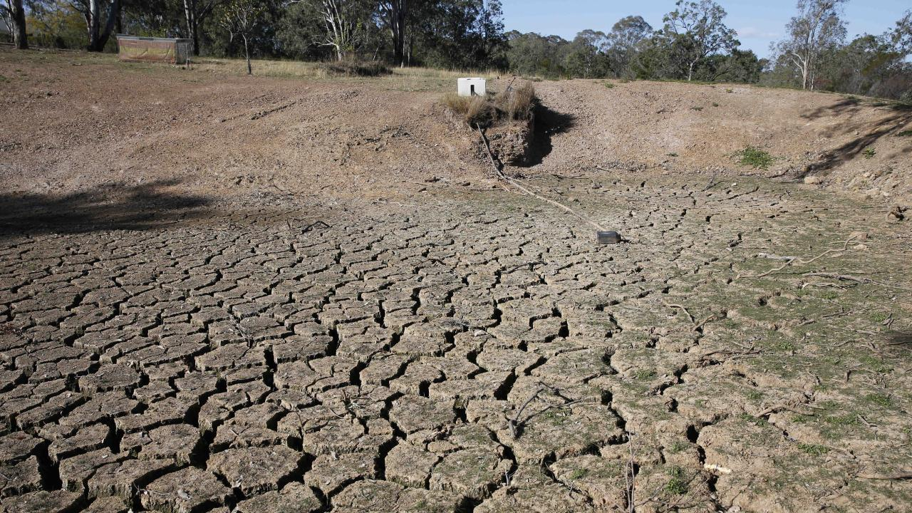 Dry and warm conditions contributed to the prolonged drought in NSW