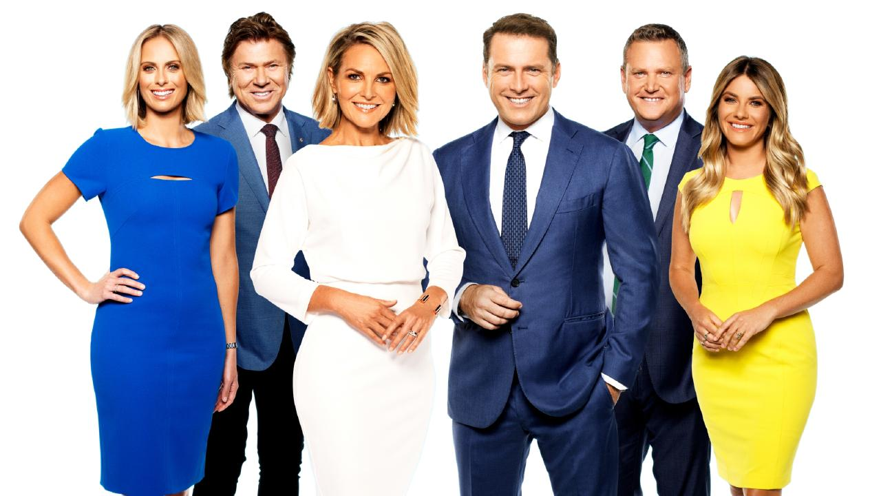 The Today show line-up won't look anything like this in 2019, with all but one likely to be scrapped.