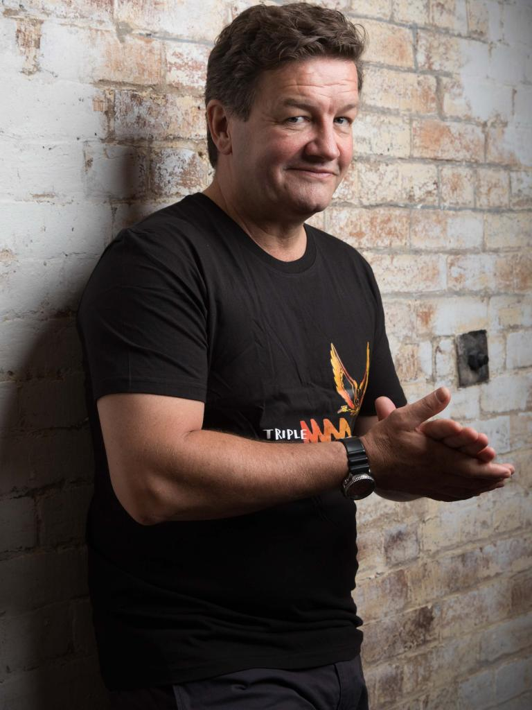 Lawrence Mooney is coming to Triple M Sydney.