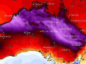Extreme heatwave and storm threat continues