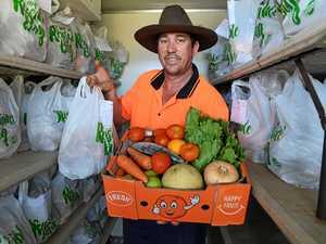 Iconic local fruit-and-veg boxes saved despite honey change
