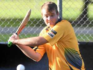 Newest Gympie Gold batsman could be their secret weapon