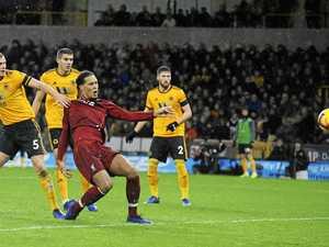 Unbeaten Liverpool locks in top spot for Christmas