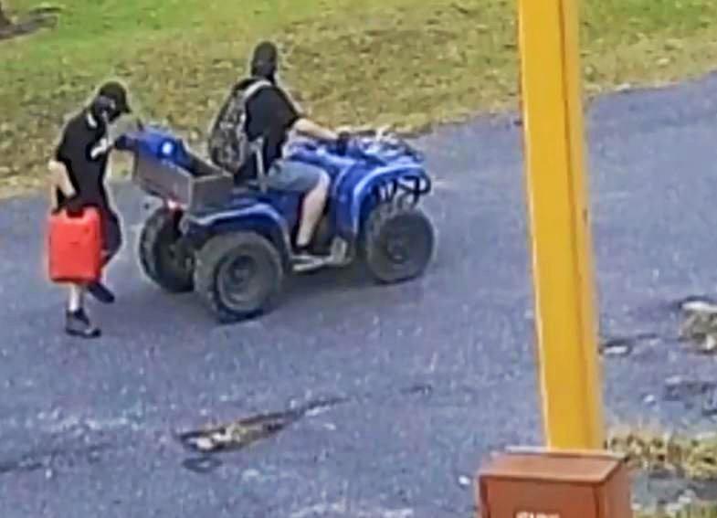 Quad bike, copper wire stolen at Wallangarra meat factory break-in.