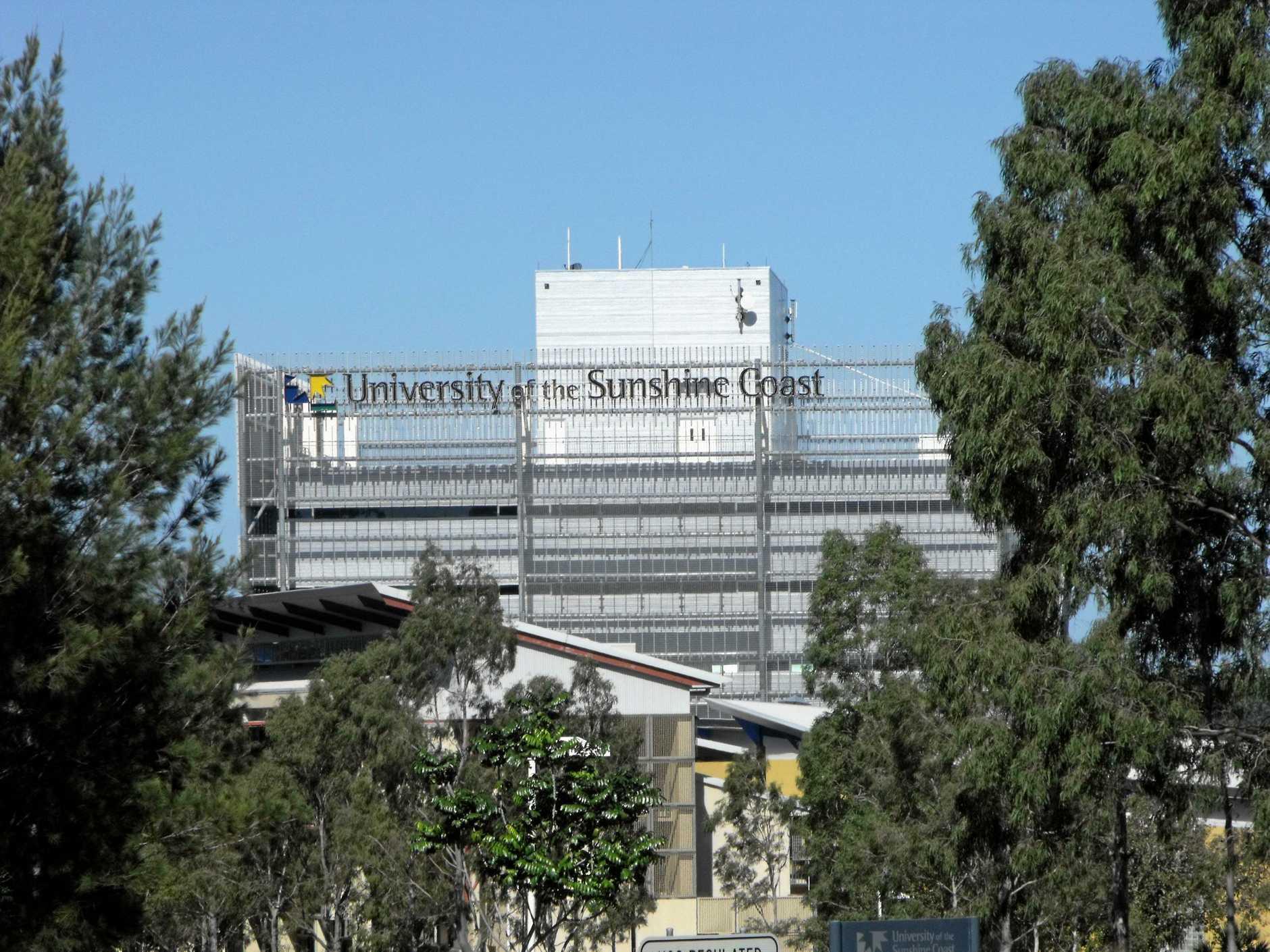 University of the Sunshine Coast.