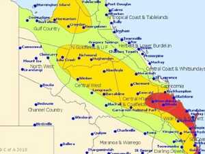 BOM monitoring severe storms bound for Coast