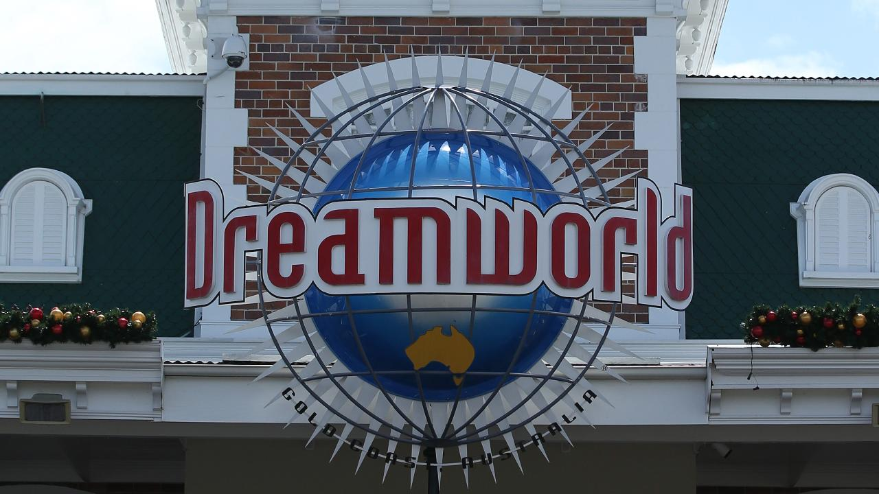Dreamworld has seen a drop in patronage since the ride tragedy. Picture: Scott Fletcher