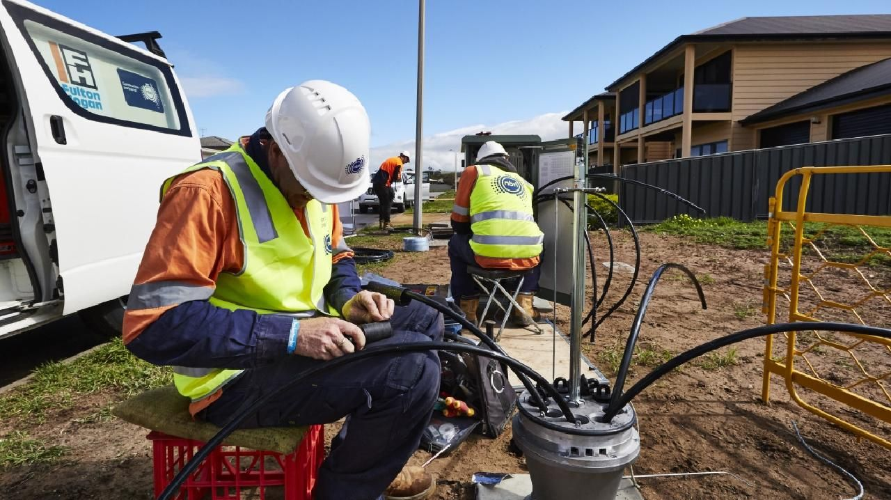 "The former chief technology officer of NBN Co says the delayed project has put Australia ""a long way behind the rest of the world""."