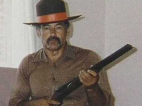 Notorious serial killer Ivan Milat.