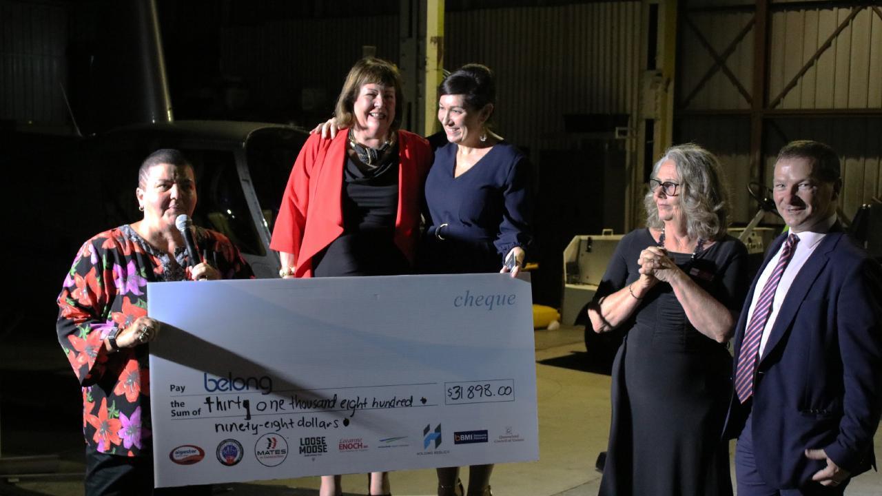 Acacia Ridge's Belong receives $30k to feed needy in Brisbane.