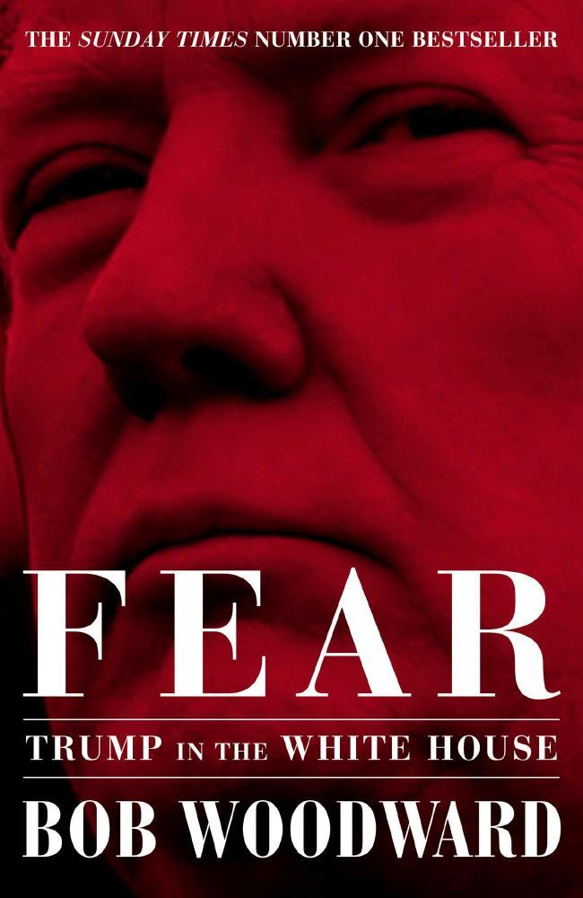 Fear, Bob Woodward.