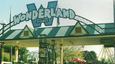 An ex-Wonderland employee has plans to revive the much-loved park. Picture: Chris Watts