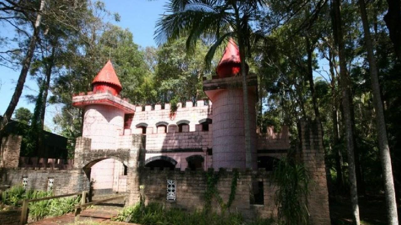 A castle attraction at Fantasy Glades. Picture: Facebook/Fantasy Glades