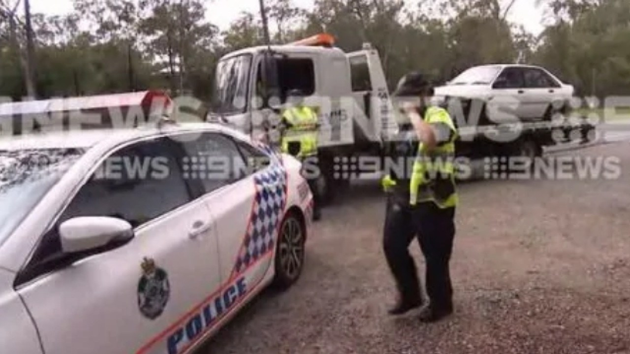 A policeman has been injured south of Brisbane overnight.