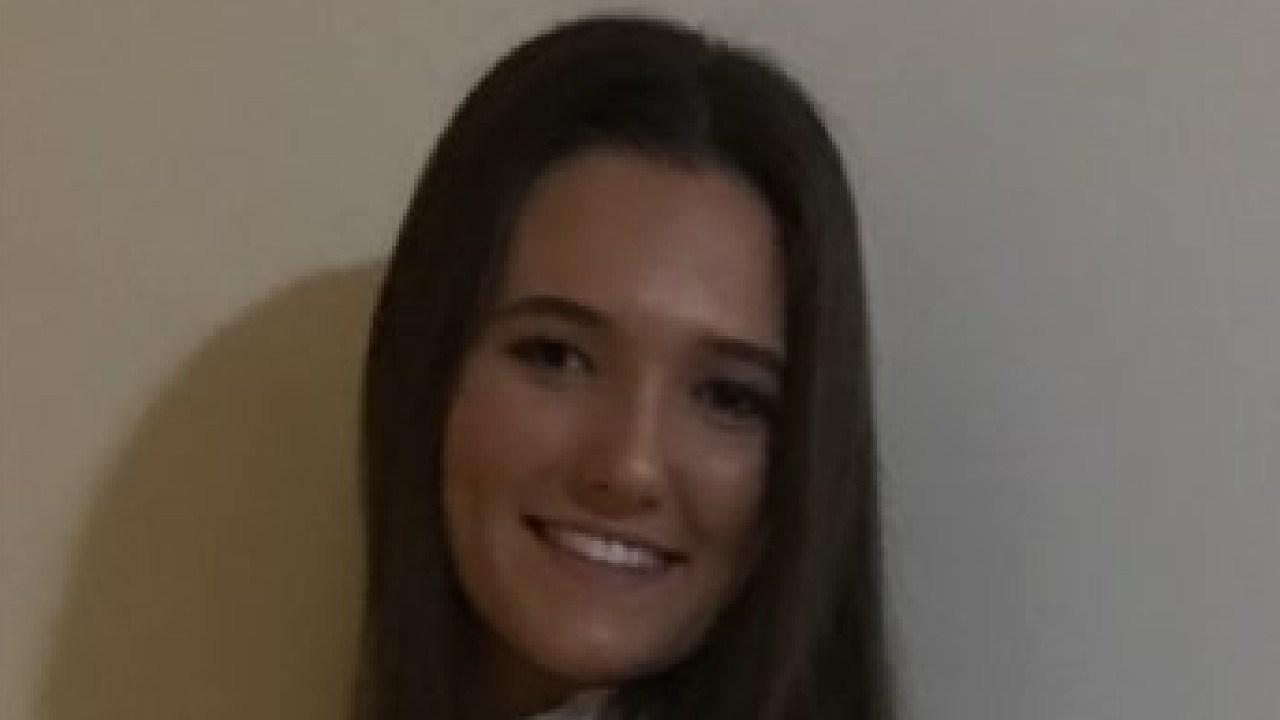 Moreton Bay College graduate Siobhan Hanson.