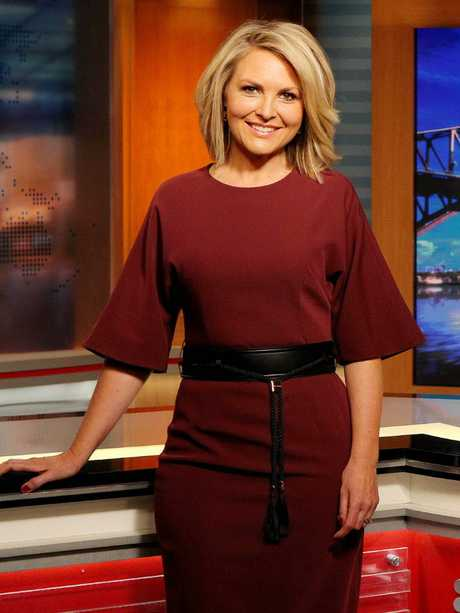 It has been revealed Stefanovic's co-host Georgie Gardner had demanded he be moved on. Picture: Hollie Adams