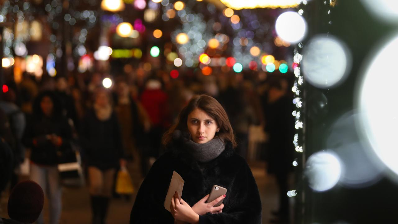 Security experts say online shoppers should take extra care this Christmas. Picture: Daniel LEAL-OLIVAS / AFP
