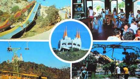 Magic Mountain was the leading Gold Coast theme park before the big four moved in. Picture: Supplied