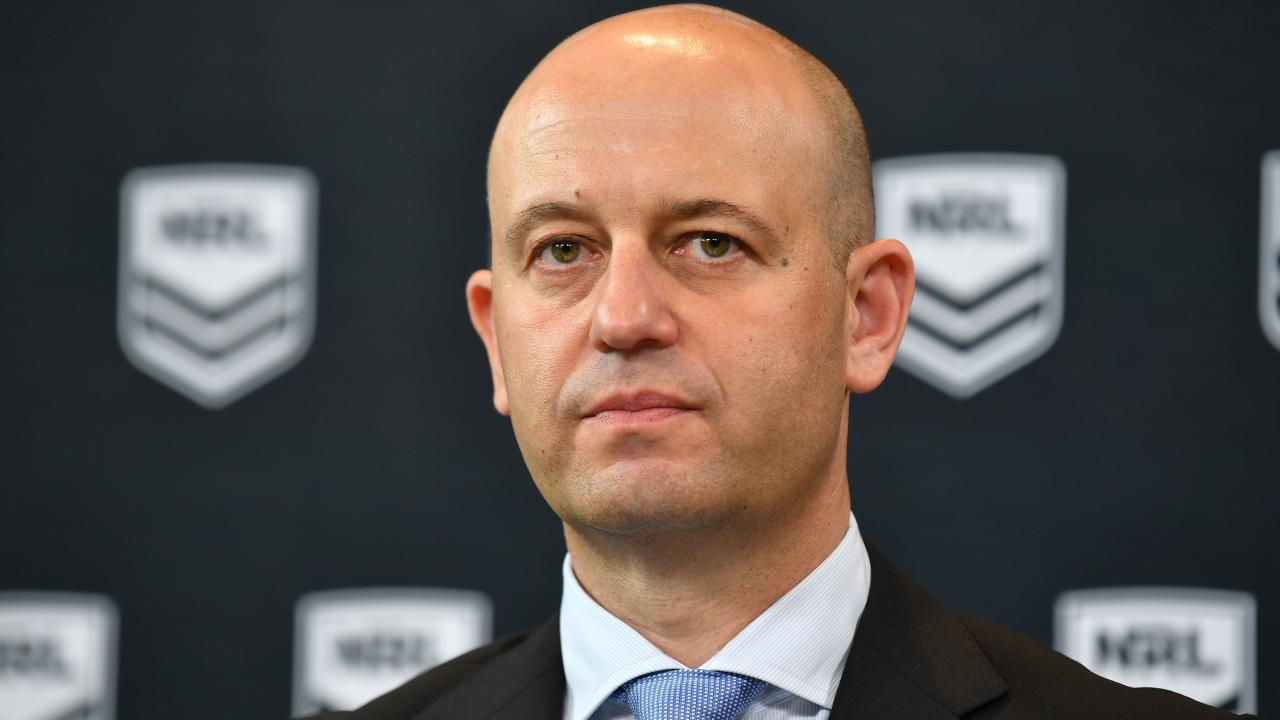 Todd Greenberg is planning to come down hard on players. (AAP Image/Brendan Esposito)
