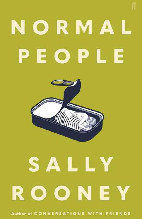 Normal People, Sally Rooney.