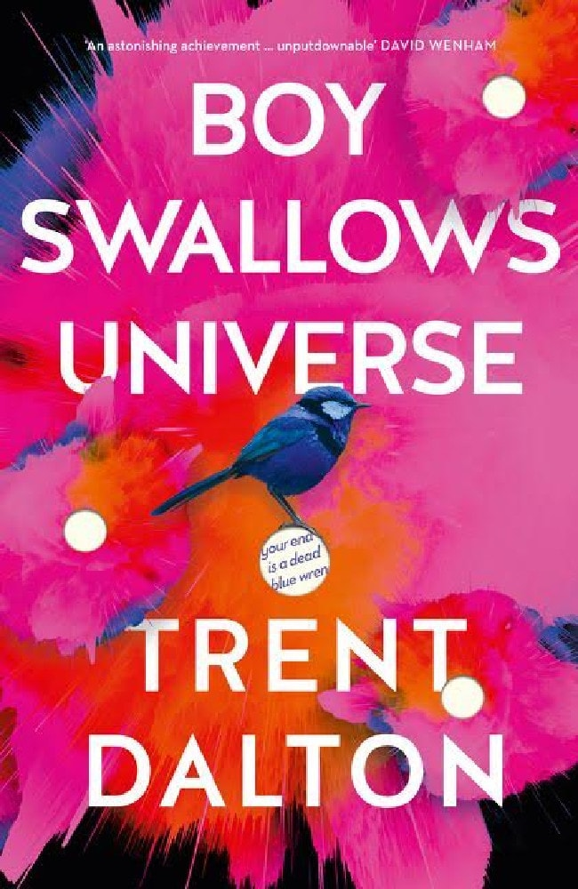 Boy Swallows Universe, Trent Dalton.