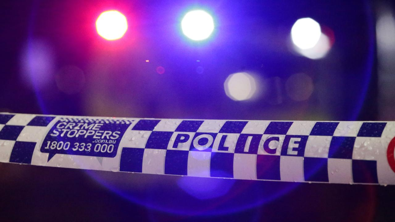 A man has been killed in an alleged hit-run in Geelong.