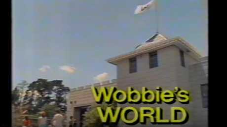 An old TV ad for Wobbies World. Picture: News Corp Australia