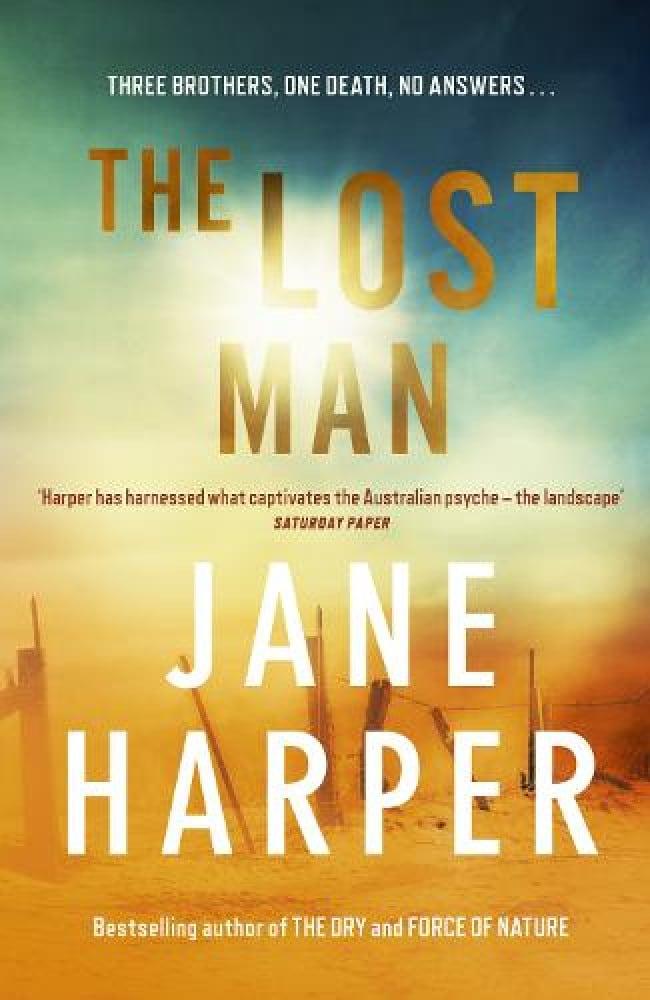 The Lost Man, Jane Harper.