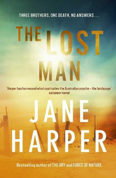 The Lost Man, Jane Harper.