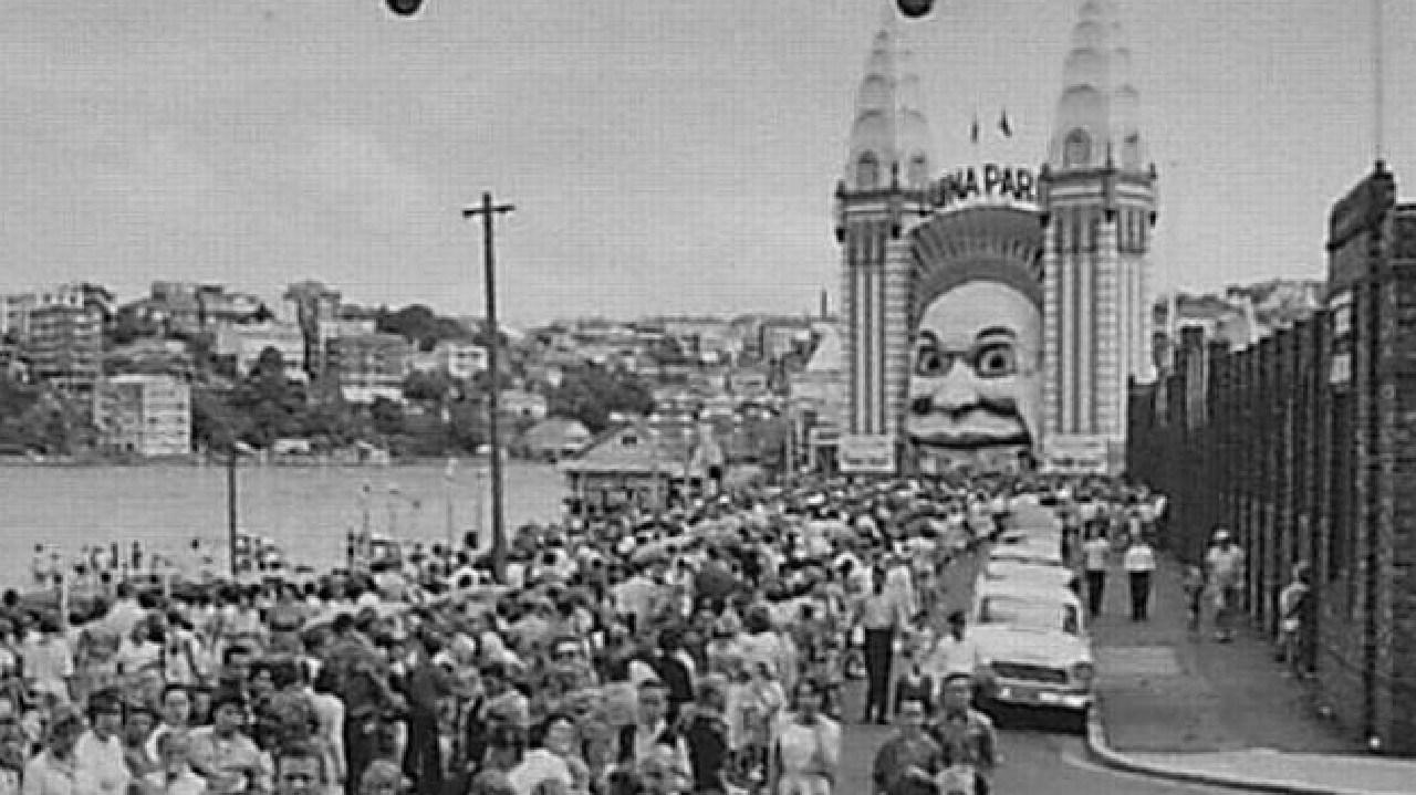 Luna Park in Sydney. Picture: News Corp Australia