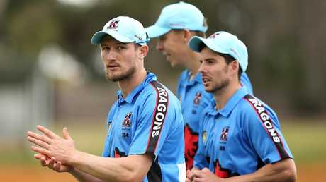 Cameron Bancroft playing for Willetton in Perth. Picture: Getty Images
