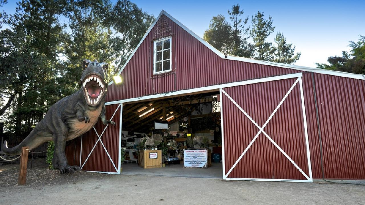 Dinosaur World closed in 2002. Picture: Supplied