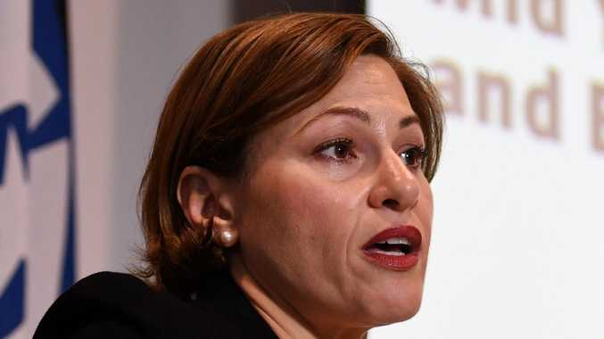 The LNP has to decide if to preference Jackie Trad last