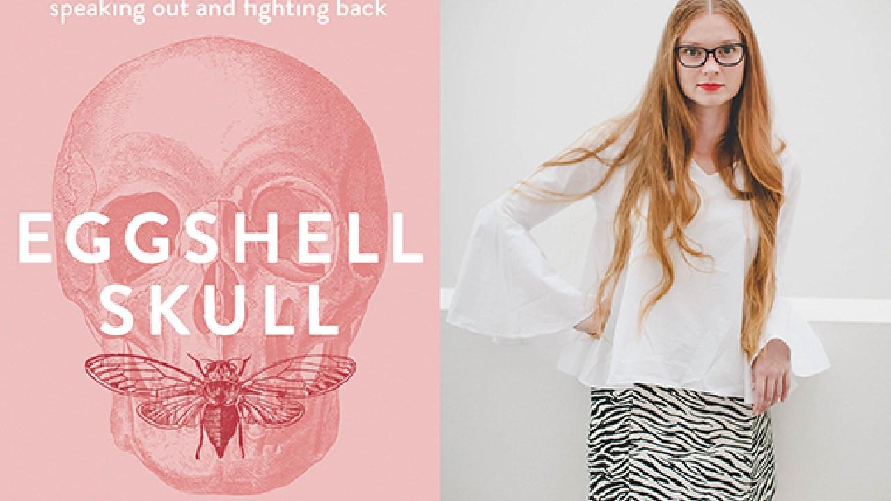 Bri Lee, author of Eggshell Skull.