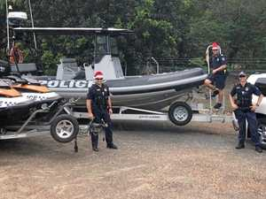 Boatie safety is paramount for local water police