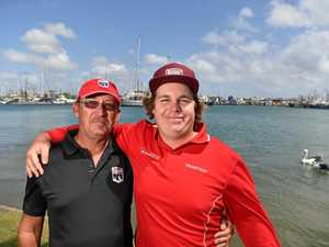 Father and son set for Mt Everest of Aussie ocean racing