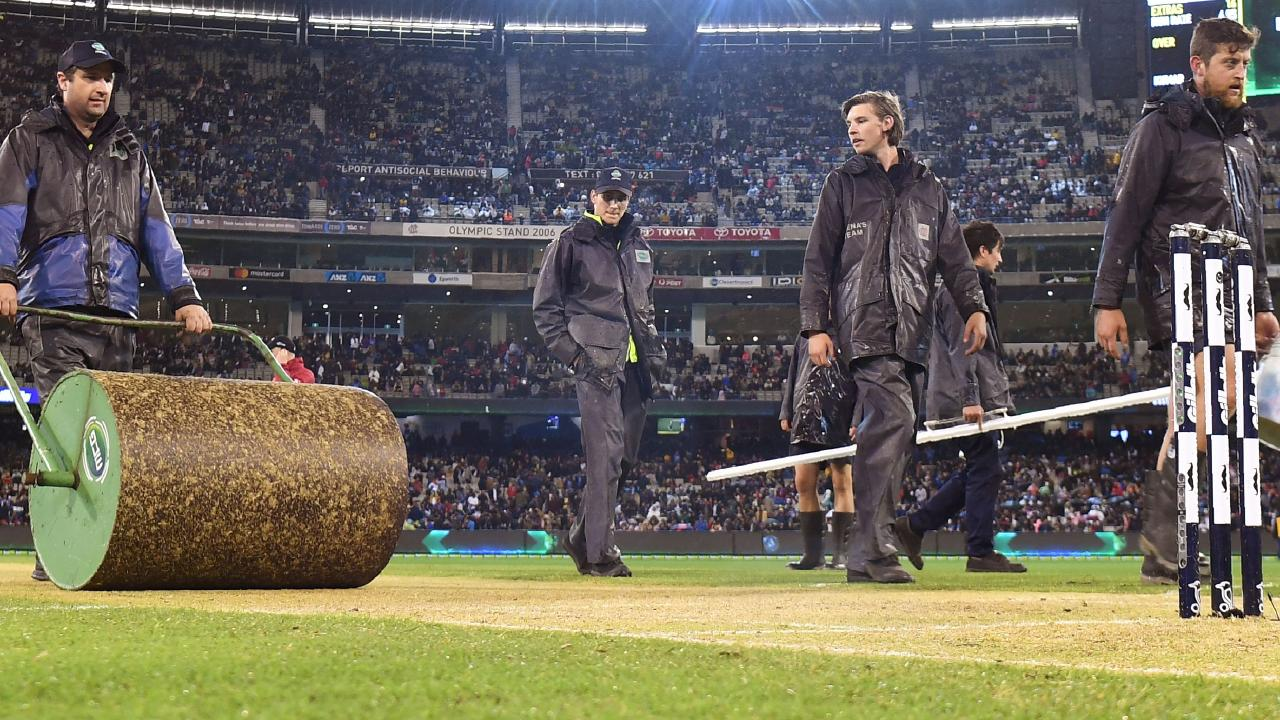 MCG curator Matt Page is confident the pitch will produce a result in the third Test. Picture: AFP