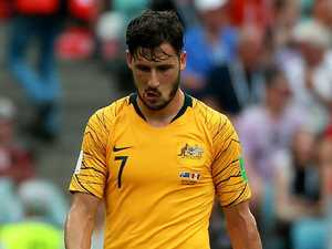 Asian Cup nightmare for Socceroos