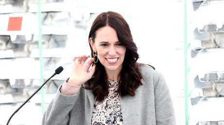 Ms Ardern strongly supported legalising medical pot. Picture: Dianne Manson/Getty Images