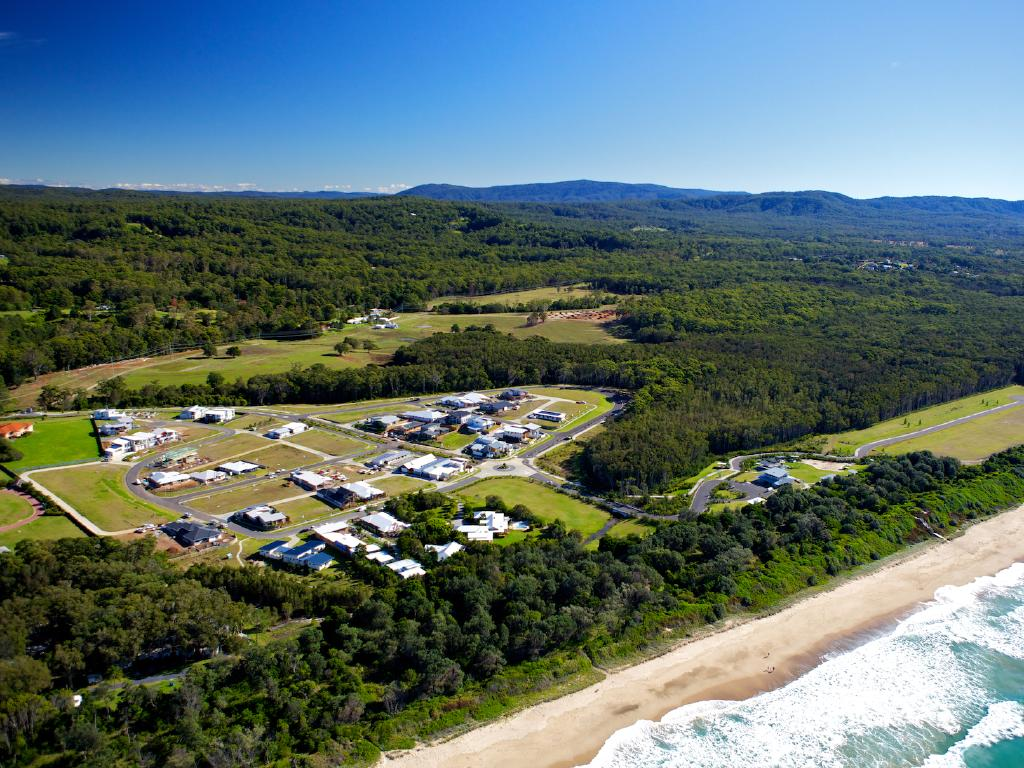 The city on the NSW mid north coast is known for it's long beaches and banana plantations. Picture: Walker Corp