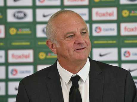 Socceroos Head Coach Graham Arnold. Picture: AAP Image