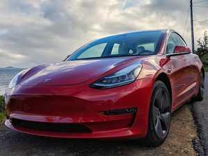 Inside Tesla's new 'cheap' car