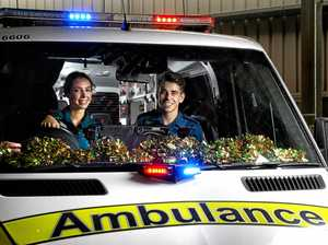 Christmas Day much like any other for emergency services