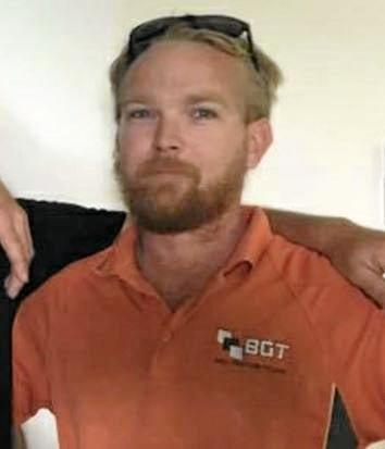 MISSING MAN: Gracemere's Timothy French, 31, was last seen on December 10. If you have info, please contact Policelink on 131 444.