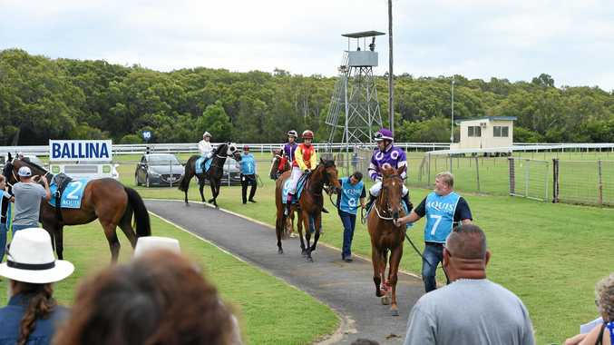 FAMILY DAY: The Boxing Day Races at the Ballina Jockey Club is a family friendly event, with jumping castles and face painting as well as a six-race card.