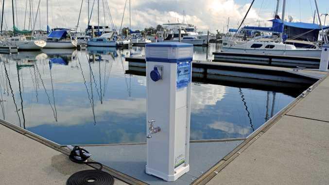Yamba Marina has been declared a Clean Marina.
