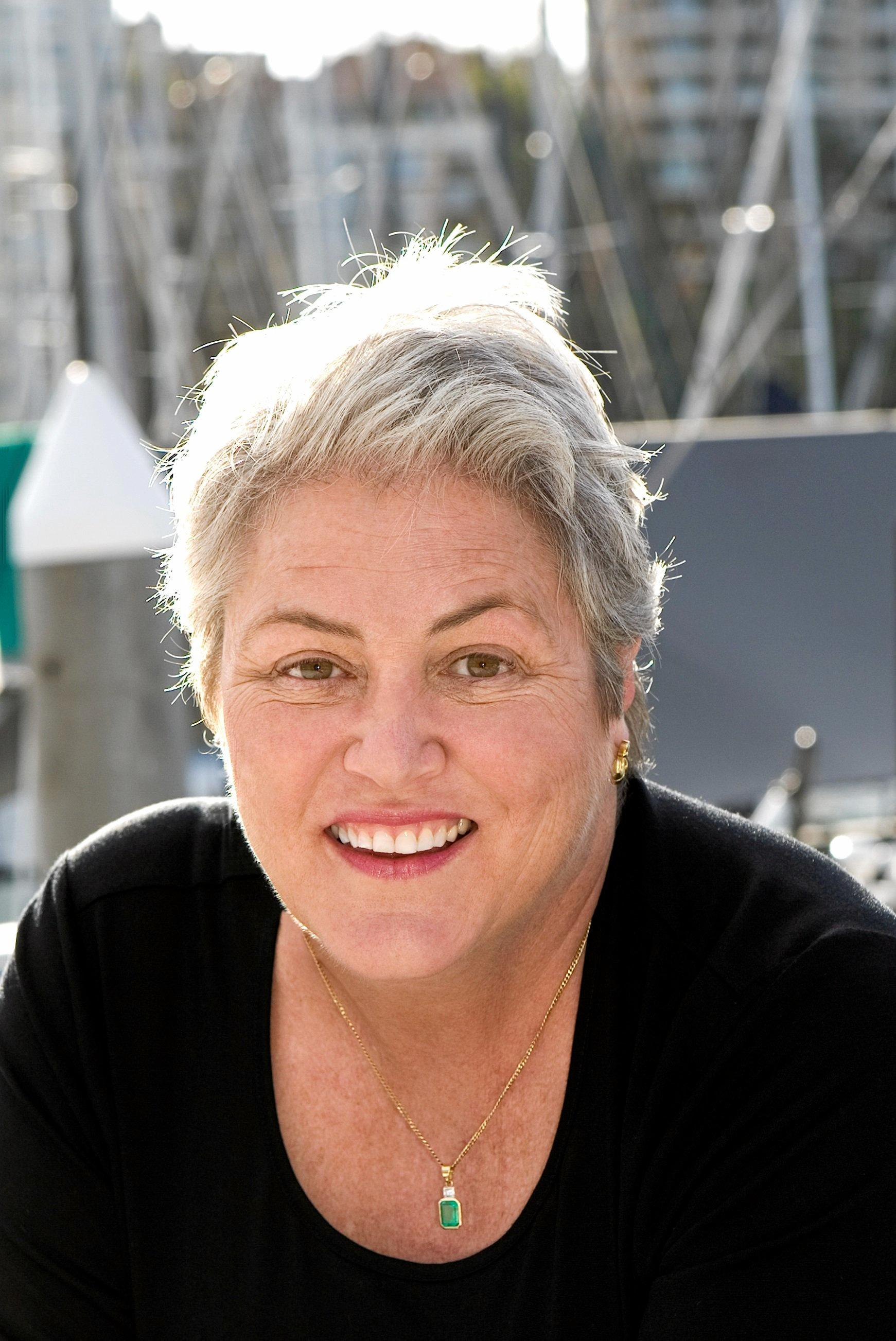 Yamba Marina owner Kay Cottee said the Clean Marina accreditation is important to her operation.